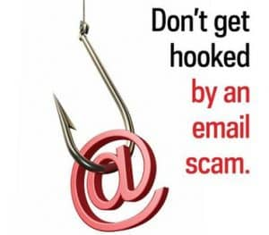 Image result for email scam
